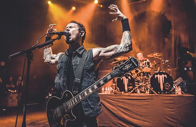 Happy Birthday to modern metal\s greatest asset. Have great day, Matt Heafy