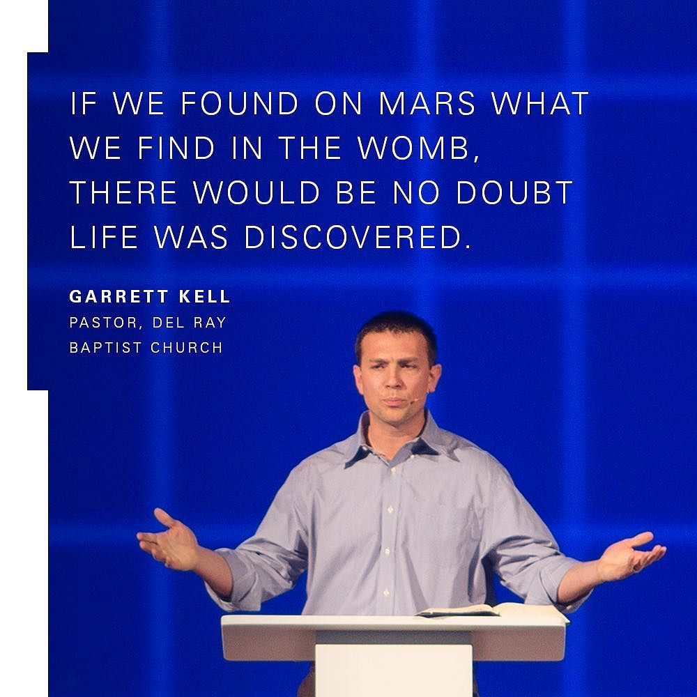 If we found on Mars what we find in the womb, there would be no doubt life was discovered.… https://t.co/aw658jx9DW https://t.co/3X8K8iS6Y2
