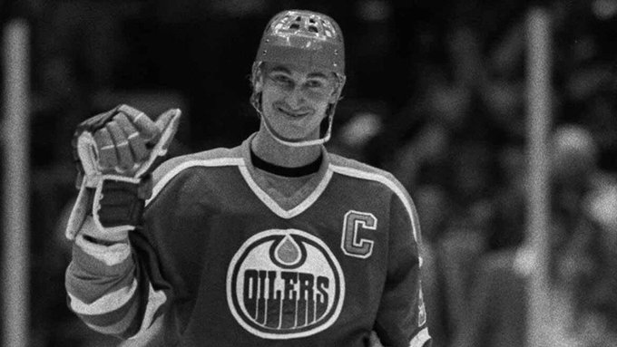 Message Reaction: Happy 56th Birthday Wayne Gretzky