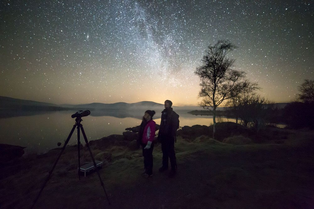 Image result for stargazing and couple