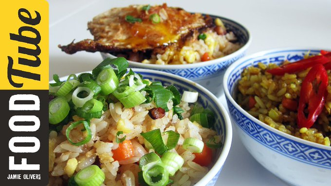 Perfect Special Fried Rice 扬州炒饭