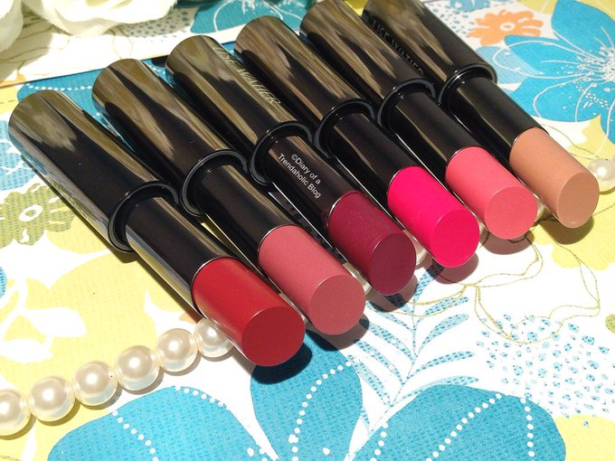 Lise Watier Rouge Intense Supreme Lipstick Review