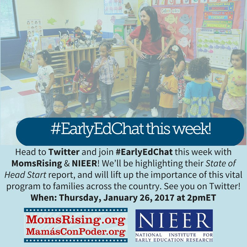 Thumbnail for #EarlyEdChat: What Is Head Start?