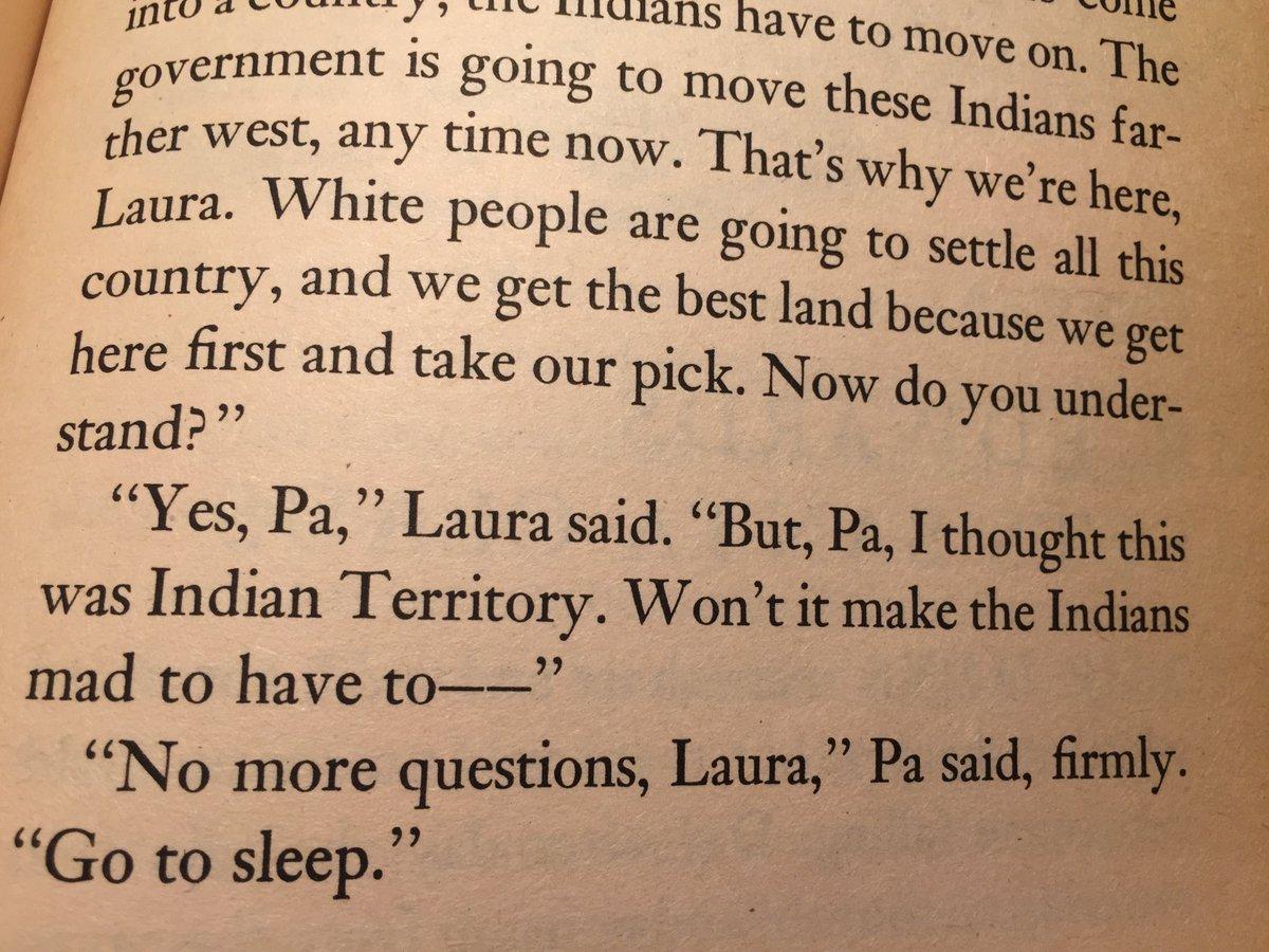 No way, Pa. I'm woke now.  #NoDAPL https://t.co/zi59kTZzu5