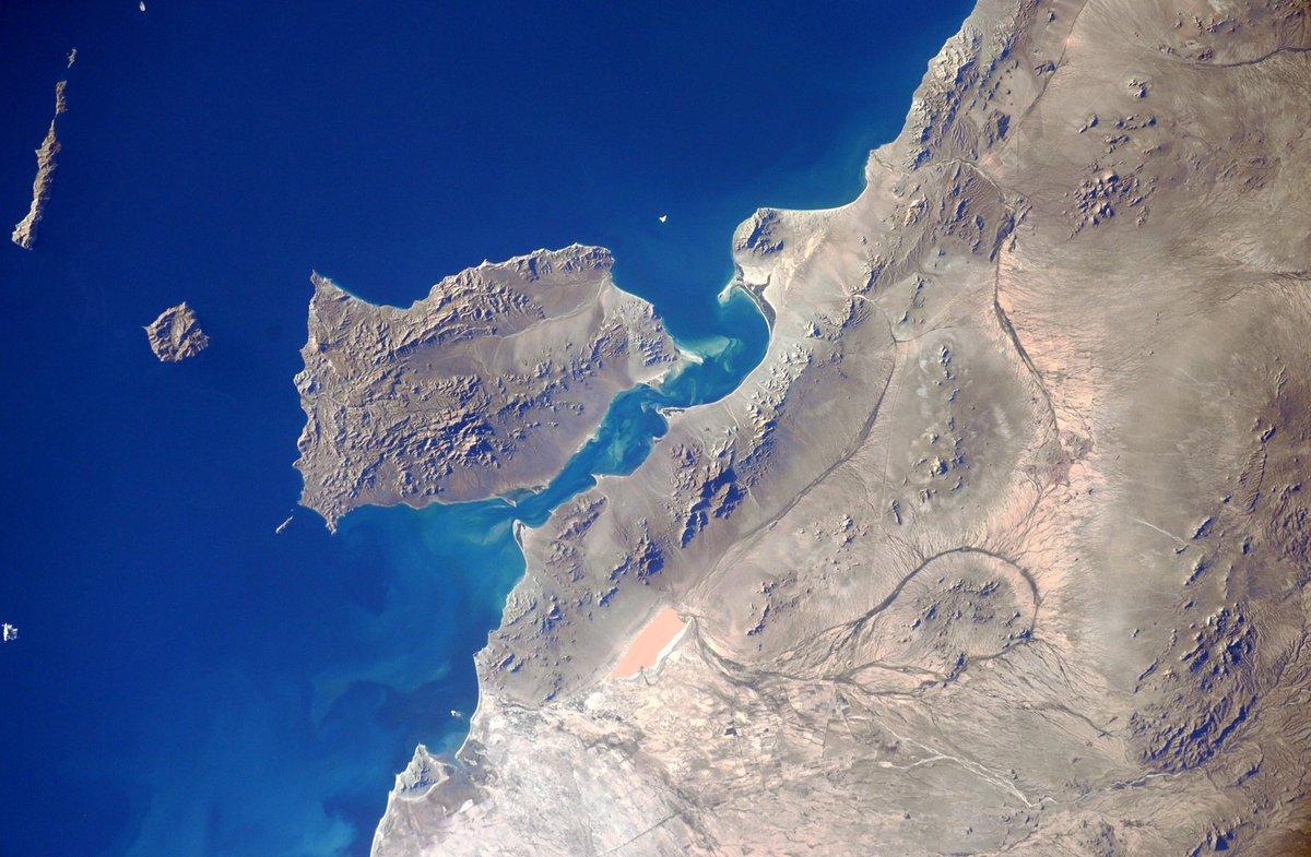 vista aérea de la isla tiburon