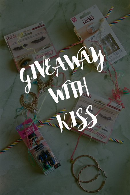 GIVEAWAY WITH KISS