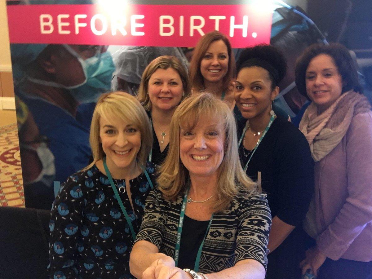 Chop Fetal Center On Twitter Mfm Dr Julie Moldenhauer Our Centers Psycologist Dr Joanna Cole And Some Of Our Fetal Nurse Coordinator Team At Smfm17