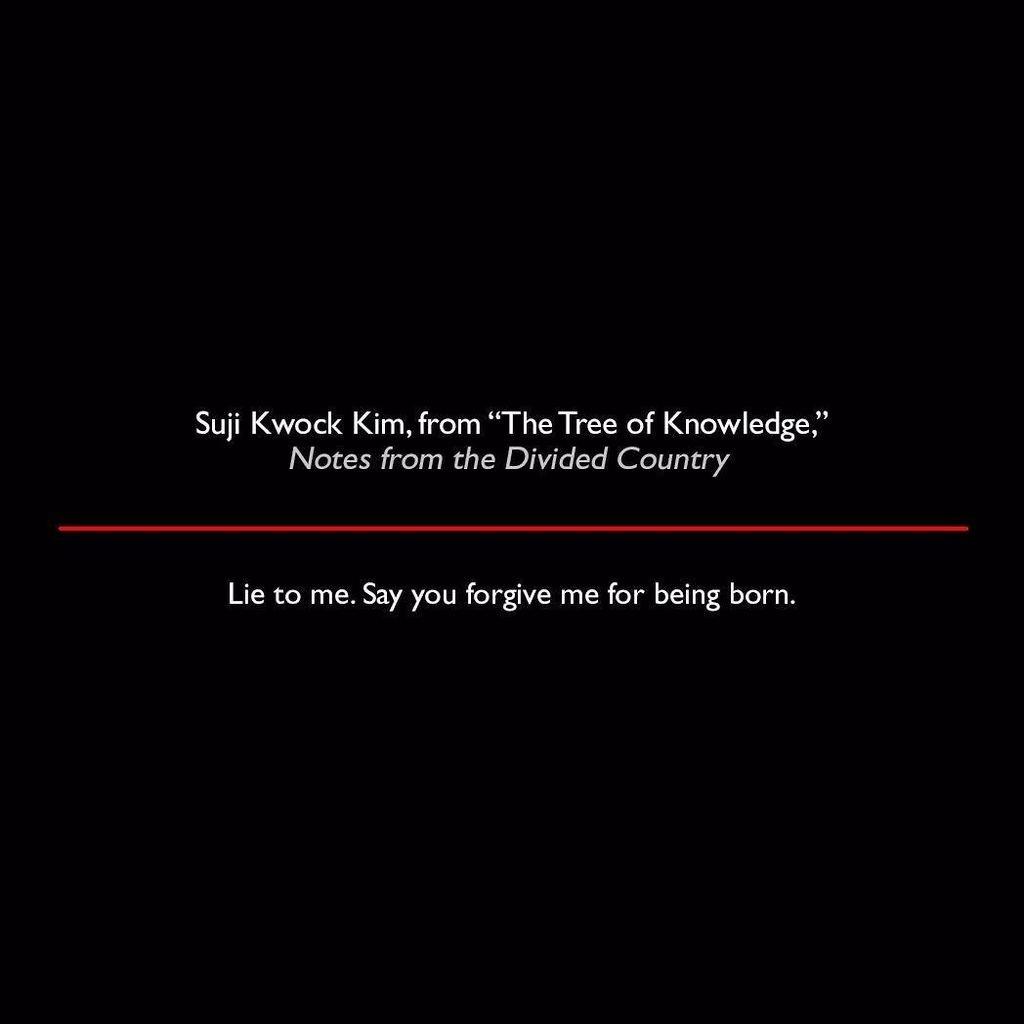 suji kwock kim poems