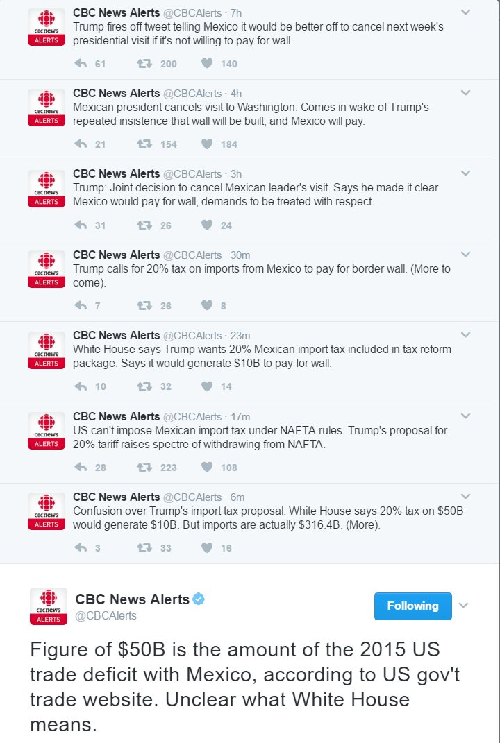 when you've even reduced the Canadians to polite confusion, you know you done messed up https://t.co/CRxBMqQi7T