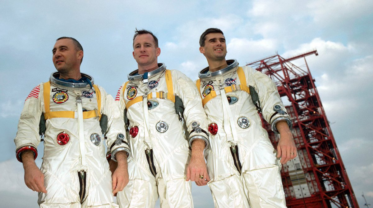 astronauts apollo 1 - 1200×671