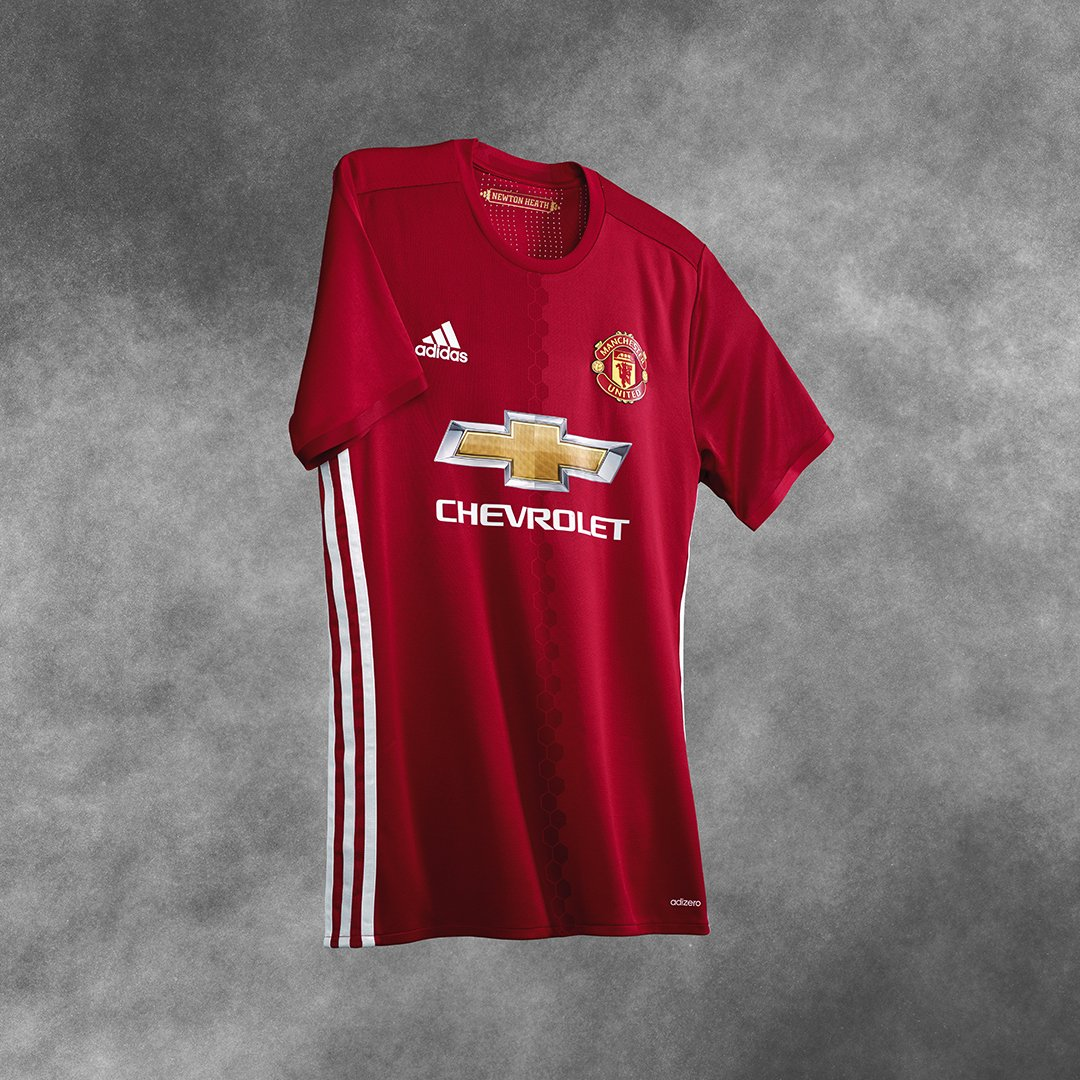 640b2ccb4ad Manchester United on Twitter