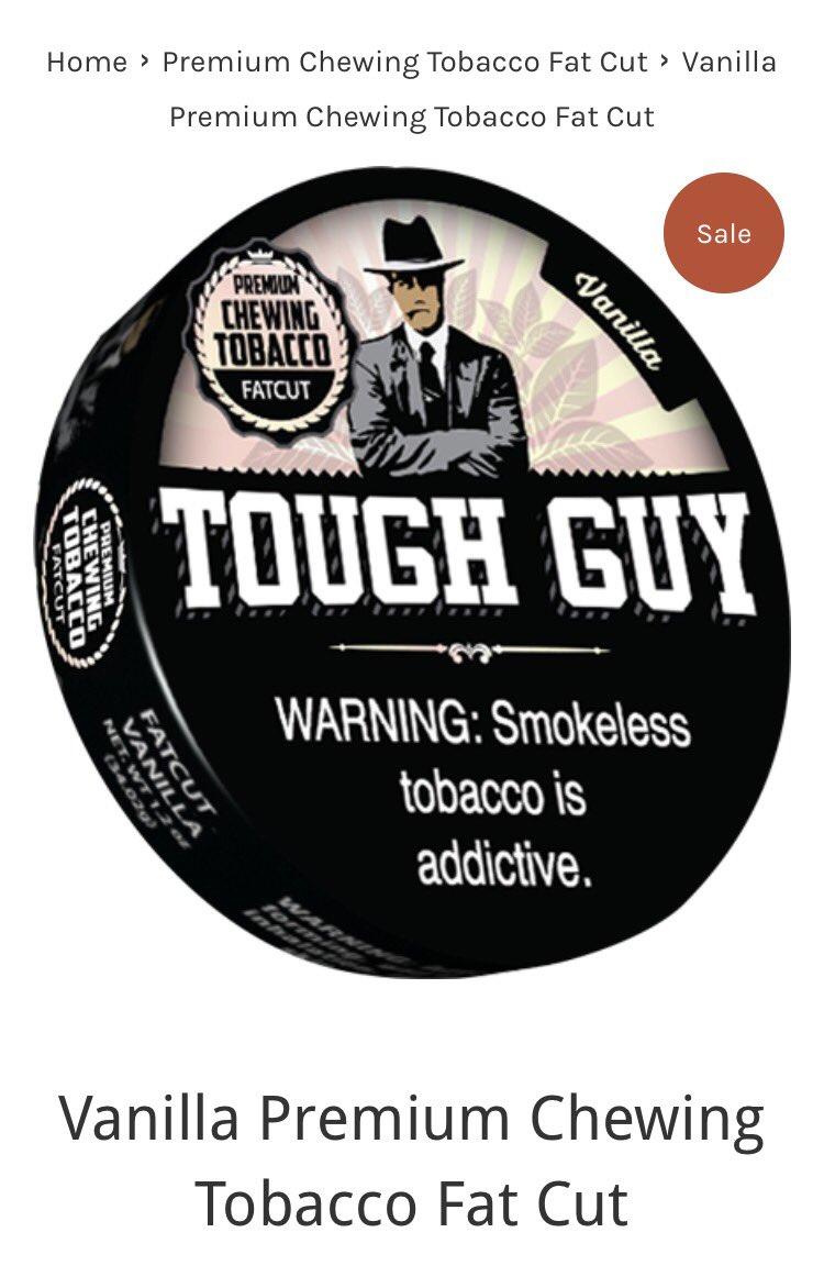 Tough Guy Chew on Twitter: