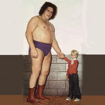 本日1月27日は大巨人アンドレ・ザ・ジャイアントの命日です