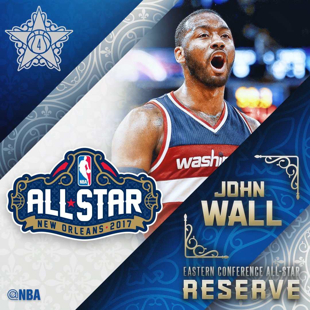 John Wall All-Star Game
