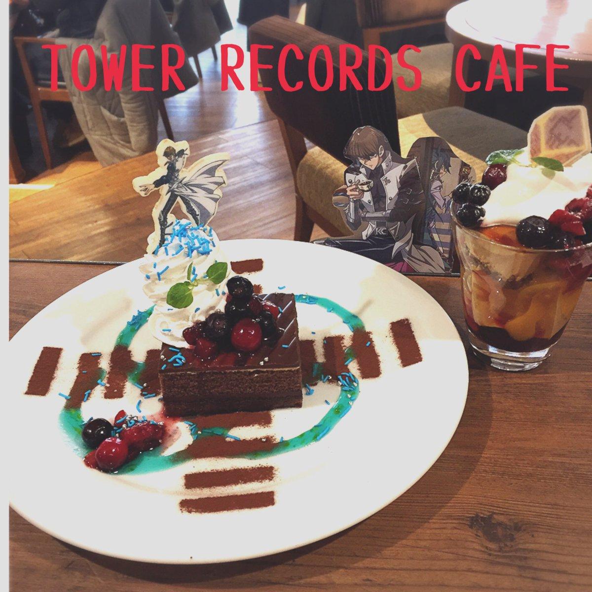 【TOWER RECORDS CAFE】劇場版『遊☆戯☆王』コラボは残り5日です!予約はこちらから🌟…