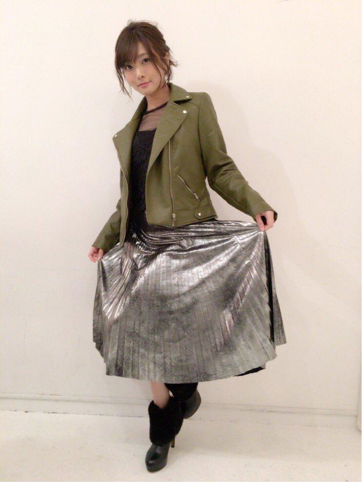 Pic-upVoiceさんの衣装はこんな感じでーした 大人っぽかわいく #nu_nu_nu