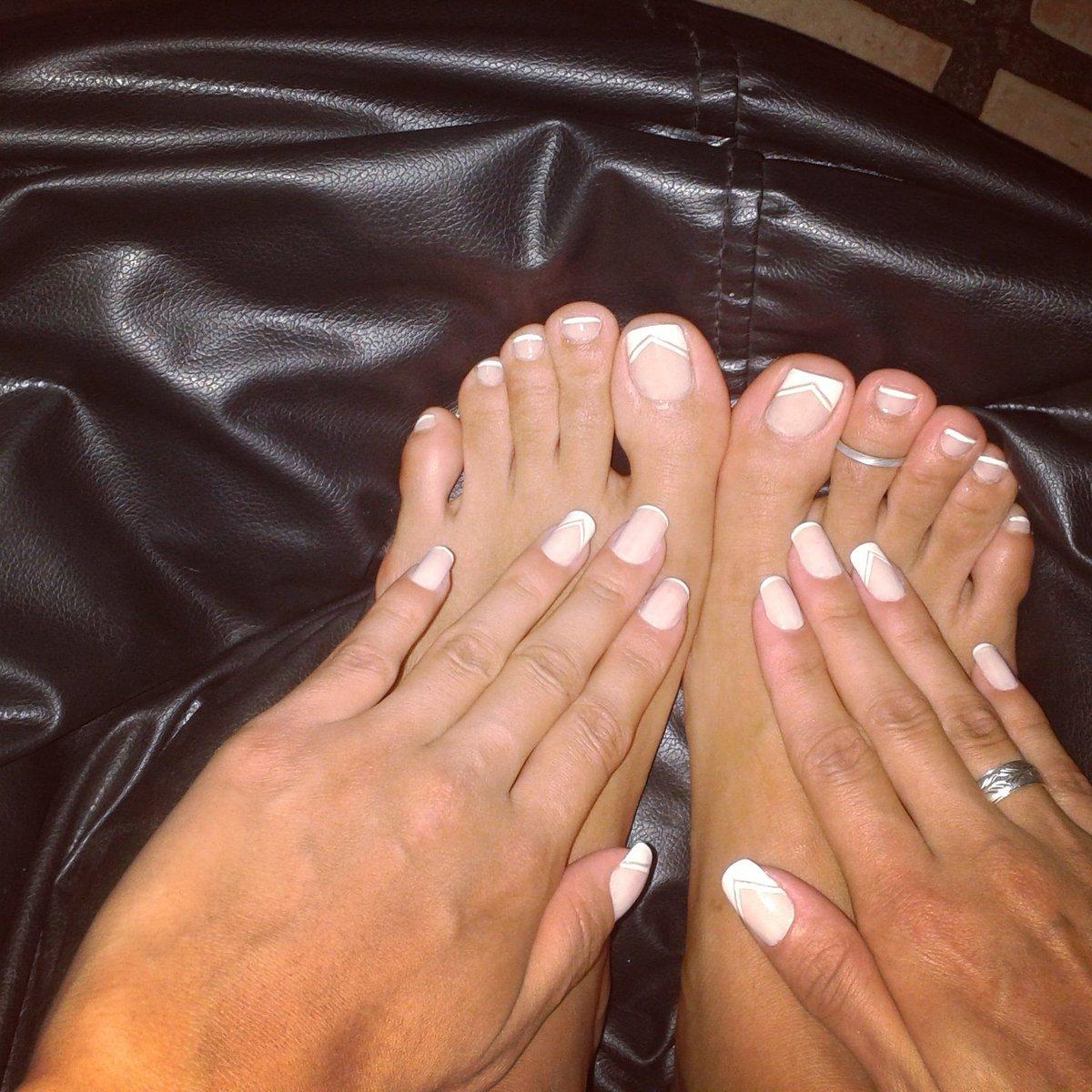 latinas pies