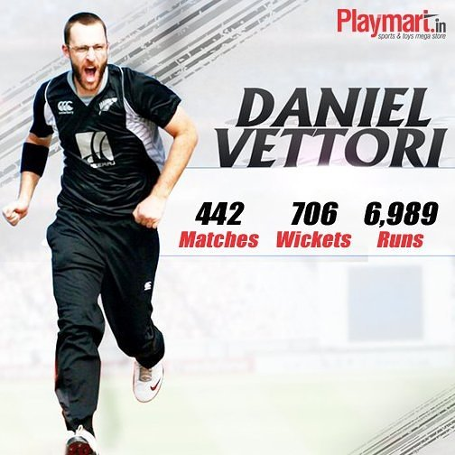 Happy birthday to Daniel Vettori