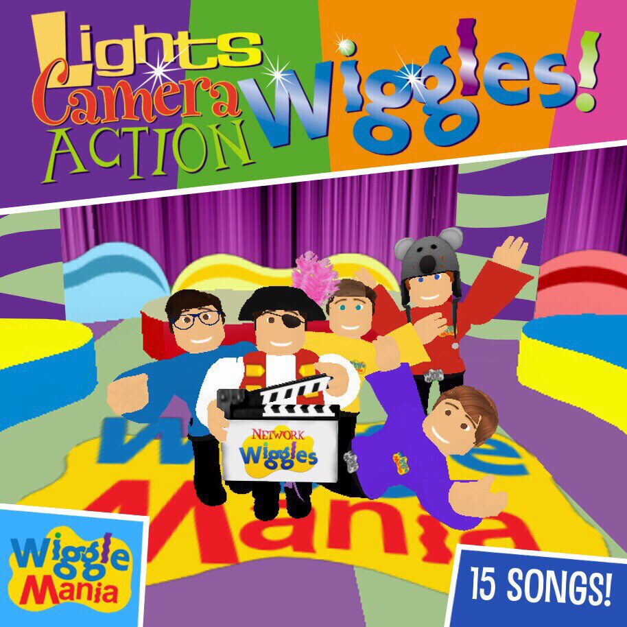 Wigglemania on twitter lights camera action wiggles new wigglemania on twitter lights camera action wiggles new album coming soon from wigglemania httpstnanort4aqf sciox Image collections