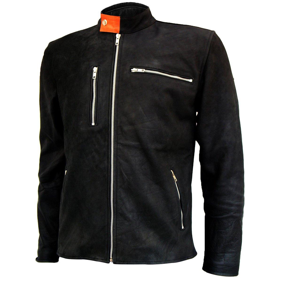 Classic Nubuck Black Men's Vintage Leather Jacket http://ow.ly/6RJn308n9cb #leatherjacket #blackmenjacket #vintagejacketpic.twitter.com/CzLxvLxCUI