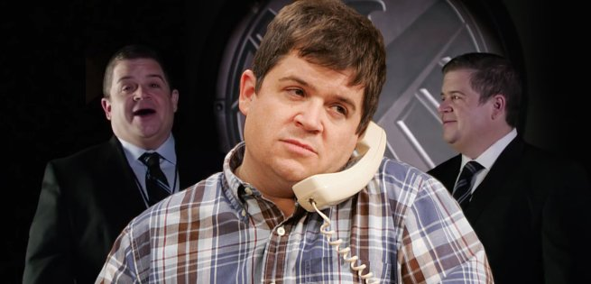 Happy Birthday! PATTON OSWALT Turns 48 Years Old Today
