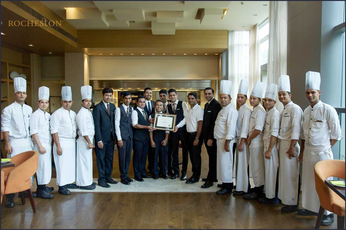 congrats team tinello hyatt regency ahmedabad for receiving the distinguished restaurant honor tinello hyattregency ahmedabadpictwittercom
