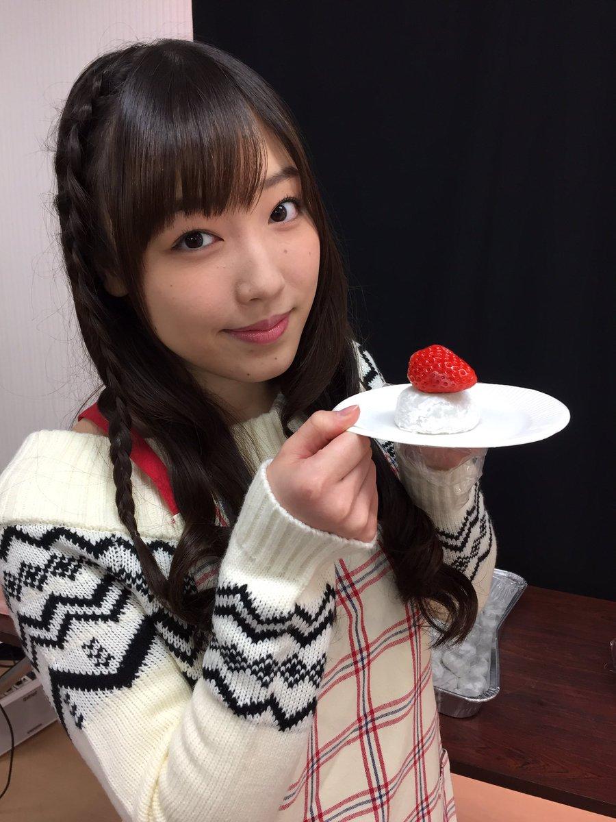 あゆみずきバスツアー、まもなく最後のイベントが始まります… アユミソちゃんといちご大ふくちゃんも悲し…