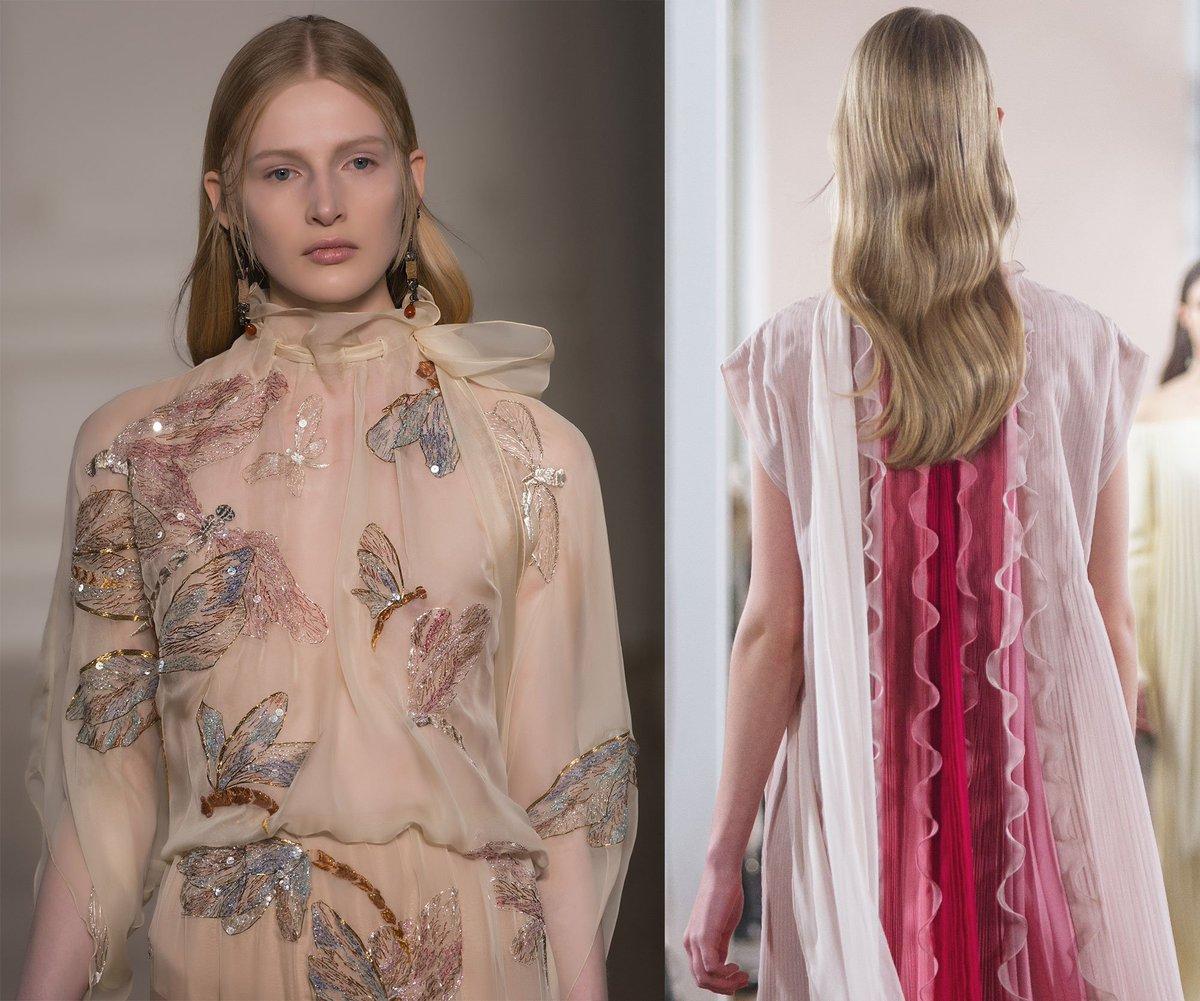 ヴァレンティノ2017年春夏オートクチュールコレクション 全ルック公開fashion-press.n…