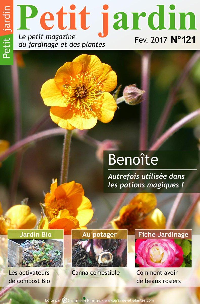 Magazine Petit Jardin