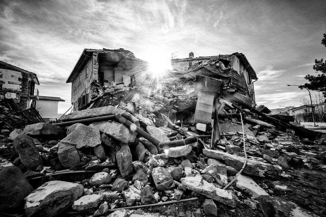 Terremoto Centro Italia Amatrice del 28 gennaio 2017 Sisma M3.5 sentito a L'Aquila, Teramo, Ascoli Piceno