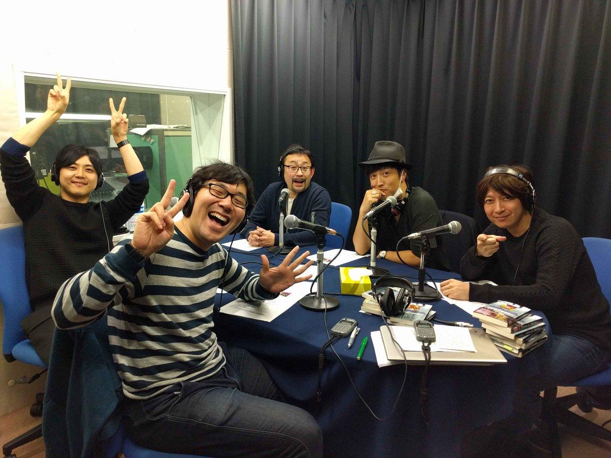 「杜王町RADIO 4 GREAT」第21回配信開始ィー!な、なんと小野友樹、梶裕貴、高木渉、櫻井孝…