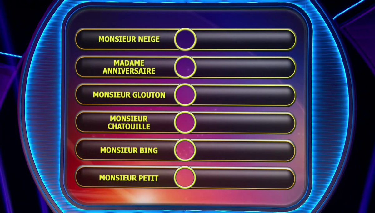 Pointless On Twitter Here Are Six More French Translations Of Mr