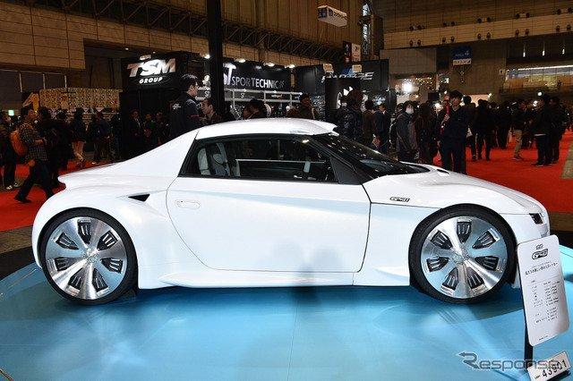 ホンダ無限、「夢のスーパーカー」を実現!発売は... spyder7.com/article/201…