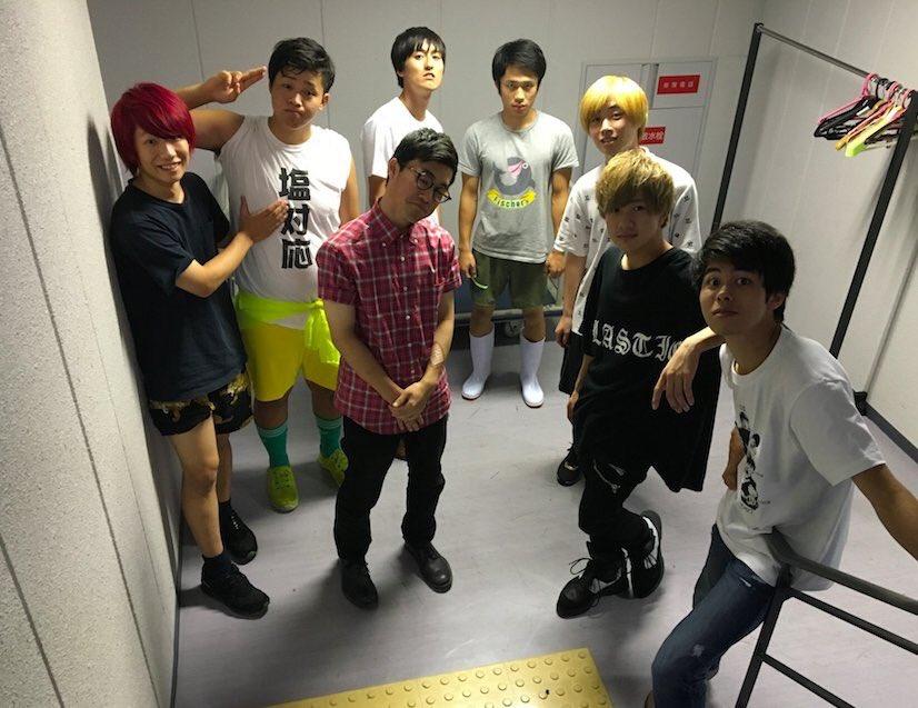 明日のユーフェス楽しみ(^o^)! 大阪の時の写真! 嫌な事とか辛いことぜーんぶ忘れて 楽しい空間作…
