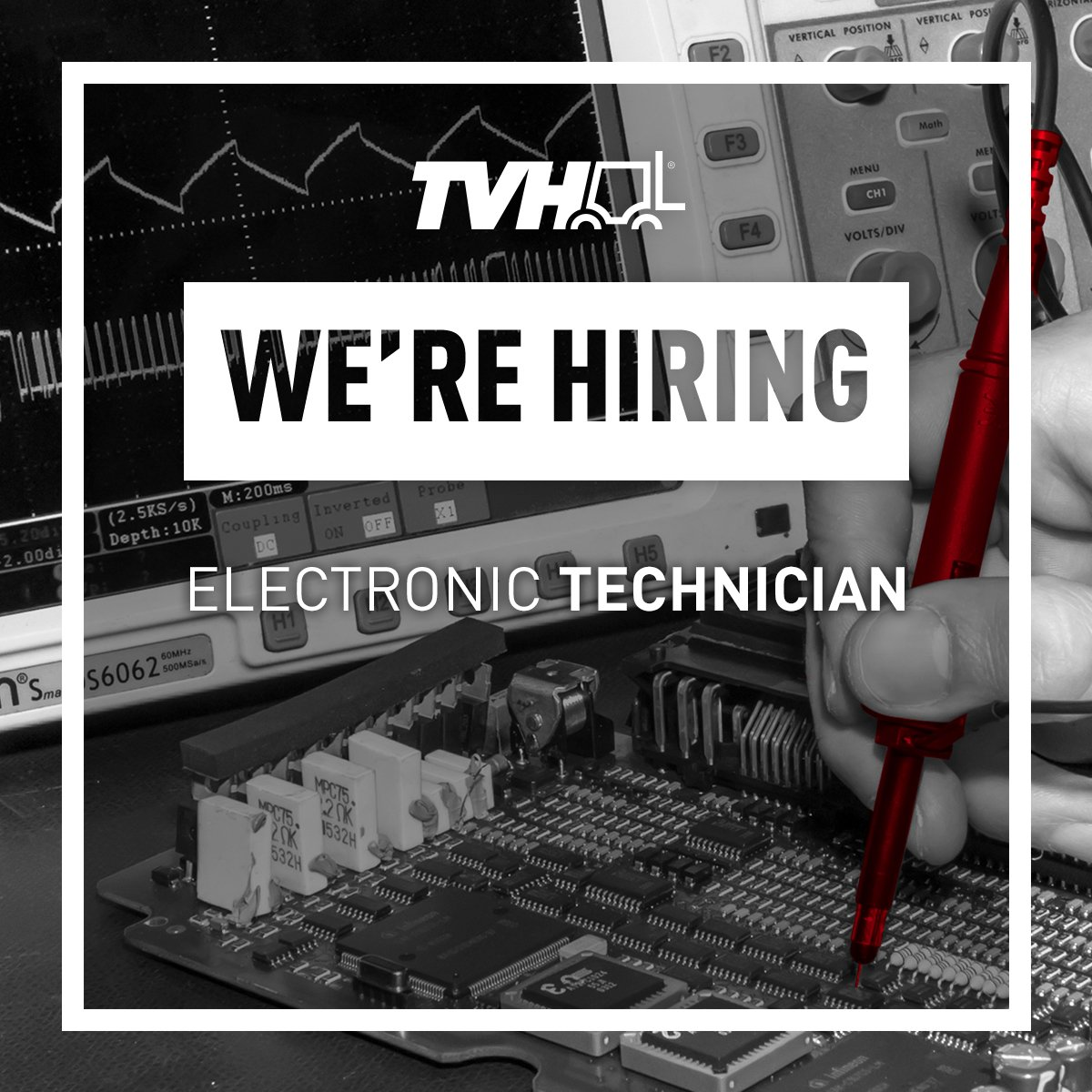 electronics technician job description