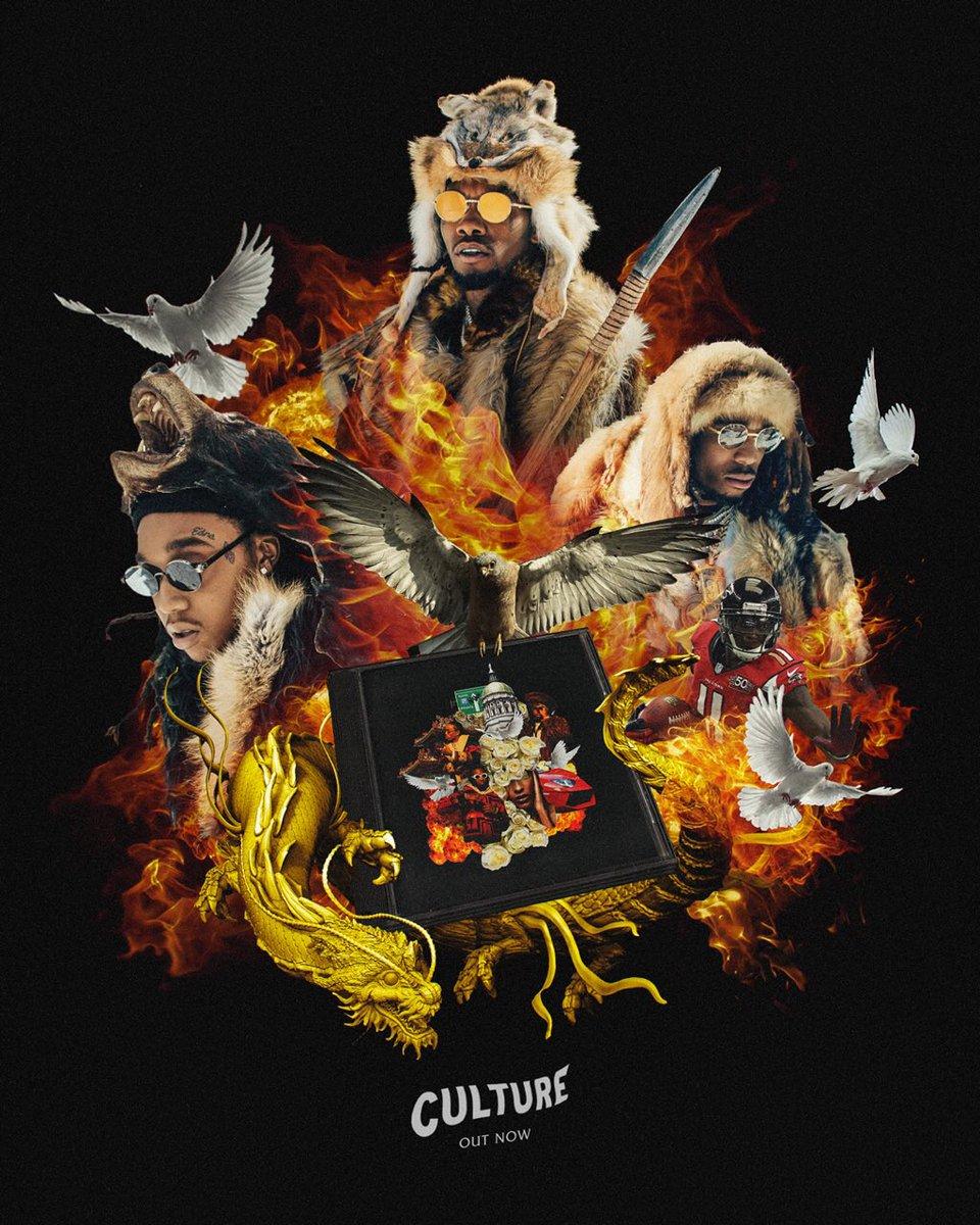 migos culture 1 release date
