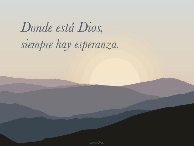 Explora Dios On Twitter Donde Está Dios Siempre Hay