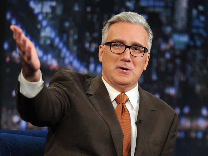 Happy Birthday, Keith Olbermann!