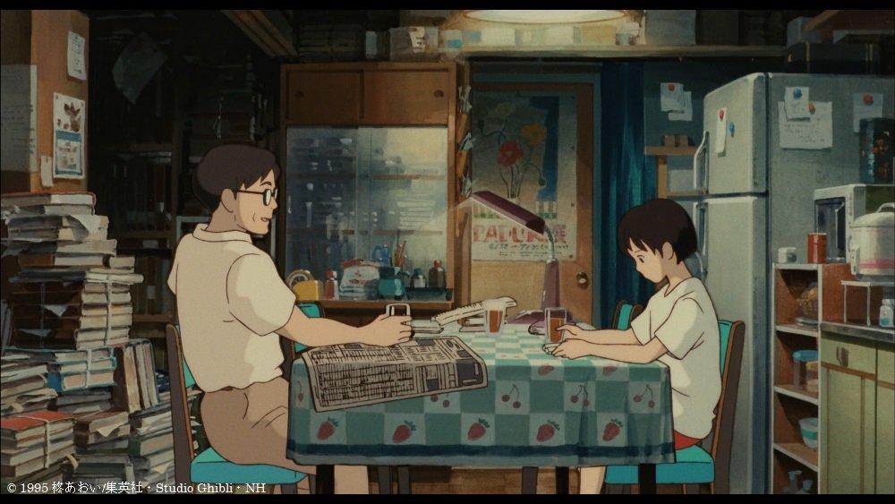 「耳をすませば」が生まれたきっかけは、製作に入る5、6年前に宮崎駿監督が姪ごさんが読んでいた雑誌「り…