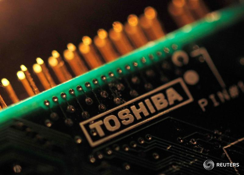 Toshiba to sell part of chip business, puts overseas nuclear ops under review: