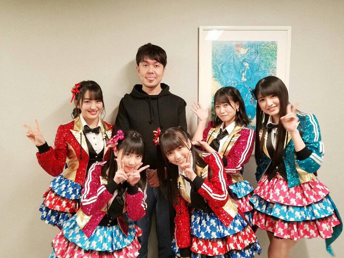 『HKT48vs欅坂46 つぶやきCMグランプリTV』 土田さん、徳井さん、クロちゃんさん、欅坂46…