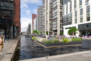 London's first floating park approved https://t.co/7XXThtpNnA #propertynews https://t.co/KwBYYH41cm