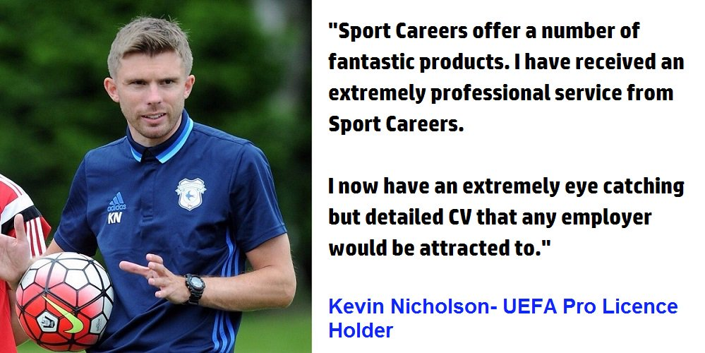 sports as a career option essay Sports as a career option in india all work and no play make jack a dull boy days and years have passed where one considered sports as just a recreation activity or hobby.