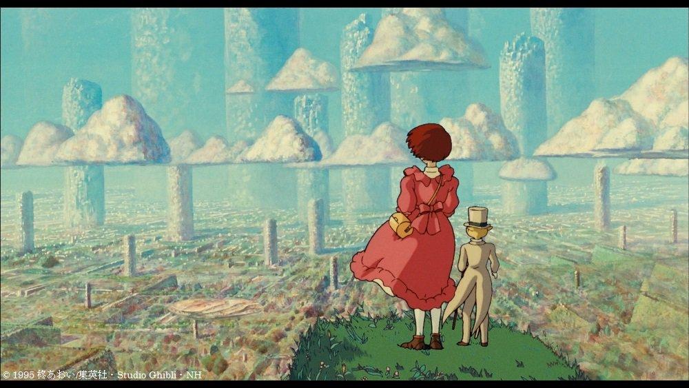 ちなみに地球屋で雫さんが聖司さんのバイオリンに合わせて歌ったシーンを覚えていますか?実は井上さんはあ…