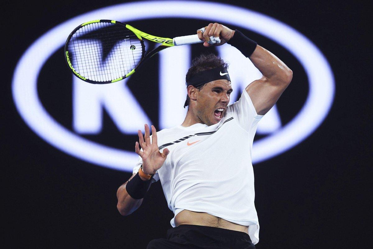 Rafa - Melbourne - AFP