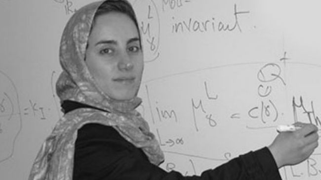 Maryam Mirzakhani of @Stanford came from Iran to win the highest prize in mathematics. The U.S. has now banned the next Maryams from coming.