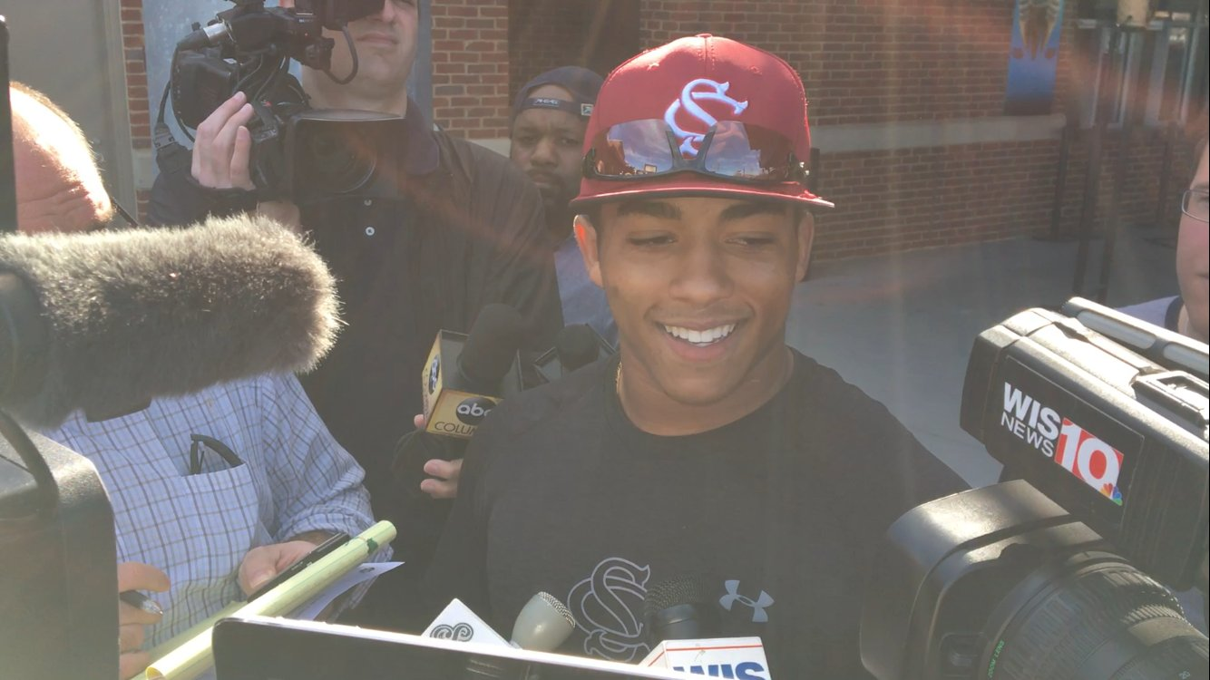 thebigspur com on watch brandon mcilwain holds first thebigspur com on watch brandon mcilwain holds first press conference at usc focused on baseball t co x92vvpdgd0