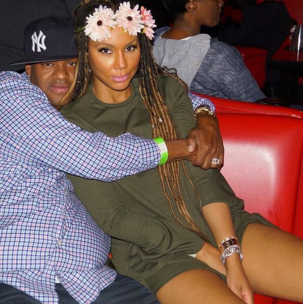 Happy Birthday to Tamar Braxton\s husband Vincent Herbert. The music producer turns 48 today.