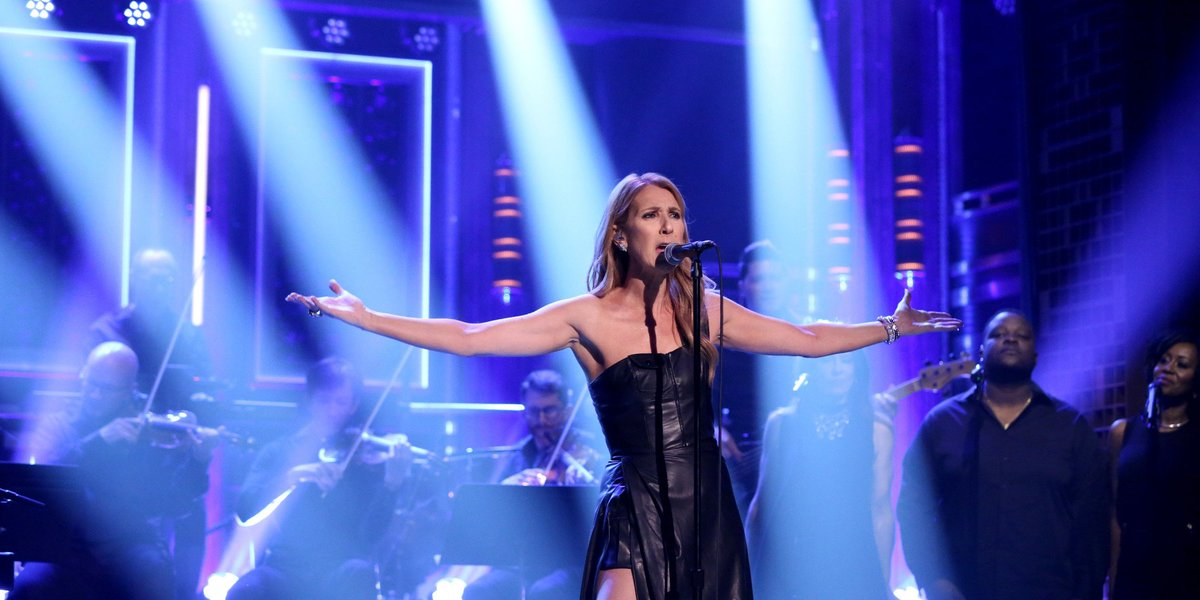 Céline Dion rendra hommage aux Bee Gees https://t.co/78opaCbix1