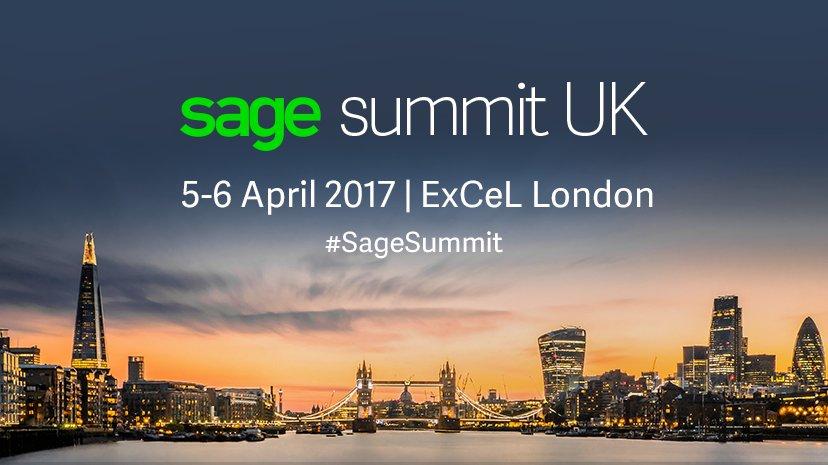 It's coming.... #SageSummit #London  https://t.co/LhE78rcGRJ https://t.co/KCymjmYuHp